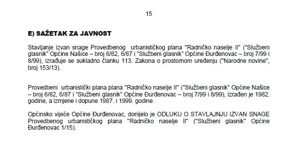 stavljanje_izvan_snage_provedbenog_urbanistickog_plana_radničko_naselje_II_sazetak